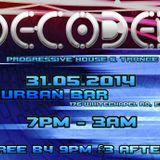 Trippie - Decoded Launch London 31/5/14