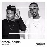 Stööki Sound - FABRICLIVE x Legacy III Mix