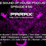 The Sound Of House Podcast Episode # 56