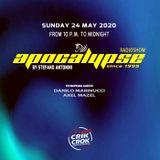 Apocalypse radioshow on Radio Crik Crok #50(24/05/2020) by Stefano Antonini