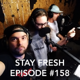 Episode #158 DJ Proceed, Spansman, Coi & Low-G live in the studio reppin' End Of The Weak Team BE