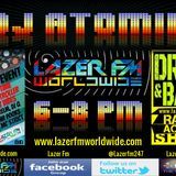 25.04.17 Atomik Drum & Bass Radio-Active Show @ www.lazerfmworldwide.com