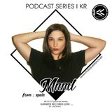 PODCAST SERIES | KR. | KATARZIS RECORDS | 2018 | FOURTH SEASON | BY : MNML | FROM : SPAIN