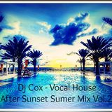 DJ COX - VOCAL HOUSE (AFTER SUNSET SUMMER MIX VOL.2)