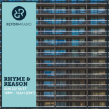 Rhyme & Reason 22nd October 2017
