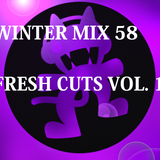 Winter Mix 58 - Fresh Cuts Vol. 1
