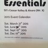 Essentials mix 1 by Ceasar Kelley
