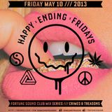 Crimes & Treasons Happy Ending Fridays Exclusive Mix