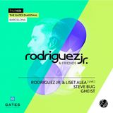 Mobilee session Live @ Rodriguez Jr. & Friends Rooftop (Barcelona, Off Week) - 14-JUN-2018