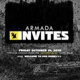 Kevin Saunderson - Live at Armada Invites, The Club (ADE 2018) - 19-Oct-2018