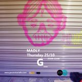 G_ mix for Madly show (Paranoise Web radio)