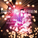 Spektralfarben N°40_PingPong goes on_ by Missy Coloér & Disco Manes_2.Teil