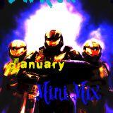 January Mini Mix