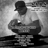 SARS RADIO EP. 155 February 21st, 2019