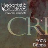 Dappa - Hedonistic Creatives Mix 003