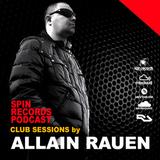 ALLAIN RAUEN - CLUB SESSIONS VOL 679 (PODCAST TOP40 17TH NOVEMBER 2018)