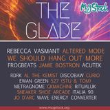 Altered Mode live Trax Show - MugStock Festival warmup - 27th July