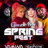 #Anonym Night - Spring Fest# #Szentes Megyeháza Szabadtéri bulija# Hangolódási mix#