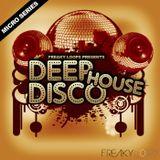 DJ GEORGE KYDONAS presents HOUSE DISCO OPTIONS(2014)