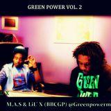 GREEN-POWER vol.2 - M.A.S & LIL' X (FULL MIXTAPE) - 2012