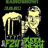 F2U Live - X-Days Radioshow #25 (15.06.2011)