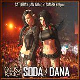 "Set #387 Dana Pinkerton: ""Gods of Rock IV"" @ SMASH - 12/20/14"