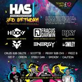 DJ Scottie - HAS Event 13 - Breeze & Styles Tribute Mix Redone