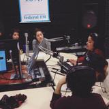 @OcupaFederalFM - 26/07/2016 - MULHERES E AUDIOVISUAL
