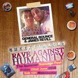 James Revill & General Bounce live @ Cheeky Tracks Rave Against Humanity, 22nd June 2018