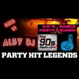 Party Hit Legends #47 - The Best 90's Hits Songs