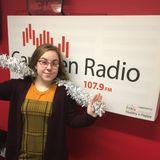 Leona Stewart on CamGlen Radio: 15th December 2018