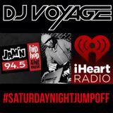 DJ Voyage - Saturday Night Jumpoff - JAM'N 94.5FM Boston - 08-23-14