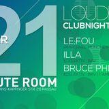 Le:Fou & Bruce Philis Live @CuteRoom
