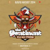 The Qontinent 2014 | Friday | Skull Mountain | Rebourne