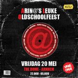 DJ Baba Promo Oldschool House Classics Vinyl Mix 4 Arina's Leuke Oldschool Feest 20-05-2016
