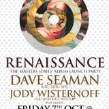 Renaissance Masters Tour - Alam & Phil Moore b2b @ Roxanne Parlour (warmup for Dave Seaman) - Oct11