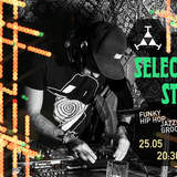 SelectorStazz prez. Jazzy grooves&Funky hiphop @Спутник | 25.05.17 | opening set