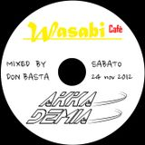 Akkademia @ Wasabi - Sabato 24 novembre 2012