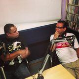 """TAPE-DECK COM FÁBIO PIRAJÁ, DJ BADDÚ E JORGE """"TATO"""" BARCELOS (12-03-2013)"""