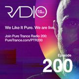 Solarstone presents Pure Trance Radio Episode 200 - 5 Hour Special - Live from Amsterdam