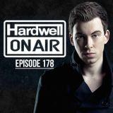 Hardwell - On Air 178.