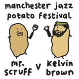 Mr Scruff & Kelvin Brown DJ set, Manchester BOTW, 1 Aug 2015