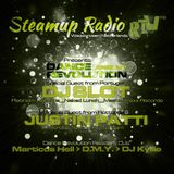 DJ Slot Live @Dance Revolution on SteamUp Radio (Netherlands)