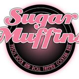 1950s Cocktail Bar Sugar Muffins