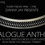 Danny Jays Analogue Anthems Replay On www.traxfm.org  - 25th November 2014