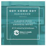 Scheibosan - Exclusive Studiomix for Soy Como Soy Radio Show on Ibiza Global Radio - 170218