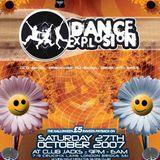 Dj Luna C wae Mc Amo Live @ Dance Explosion The Halloween £5 Ravers Payback