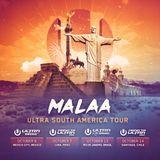 MALAA - Live @ Ultra Music Festival Mexico, 06/10/17