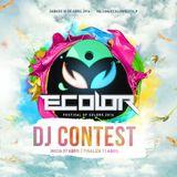 EColor Fest DJ CONTEST