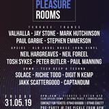 pleasure rooms 31.5.2019